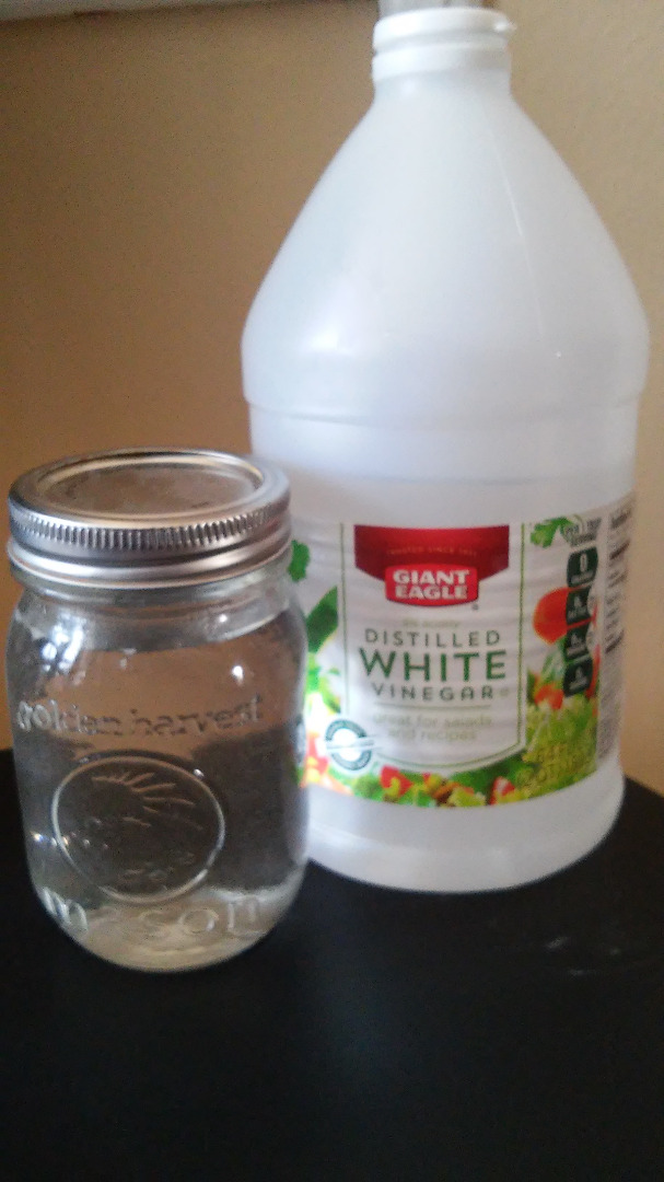Picture of Homemade Disinfecting Cleaner
