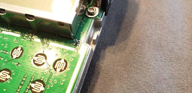 Remove the Resistor.