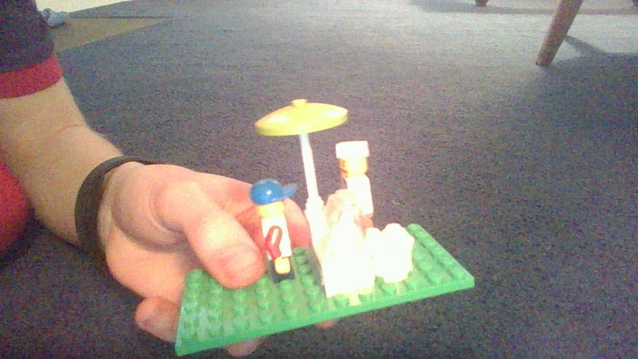 Picture of Lego Popcorn Stand