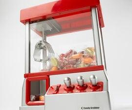 Arduino Candygrabber