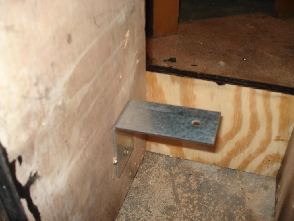 Picture of Installing the Mini-Fridge