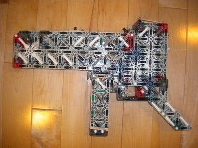 The Kinno-2: a Semi-Automatic K'nex Gun