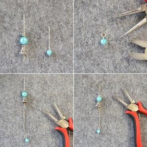 Make Pearl Dangles