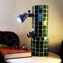 Micro-shower Shaped Lamp