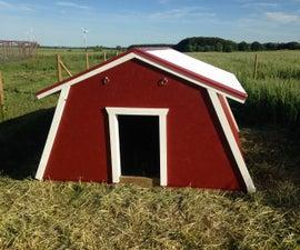 Pig hut