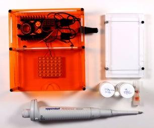Gel Electrophoresis Integrated System (GelIS)