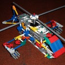 Knex Attack Helicopter