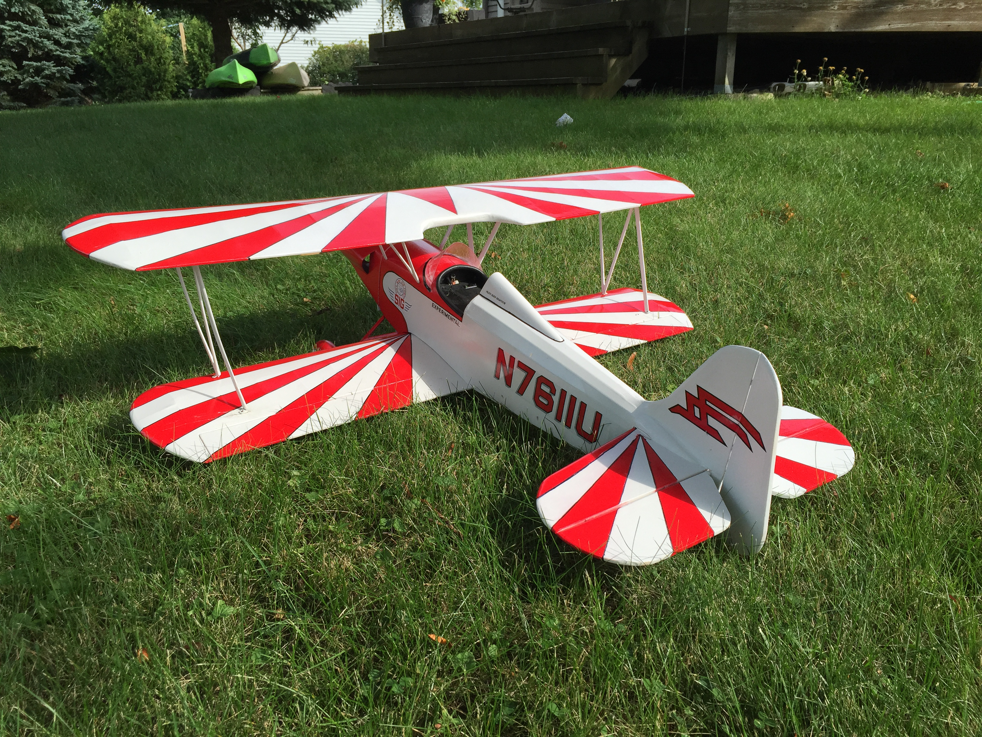 Picture of Set Up Airplane