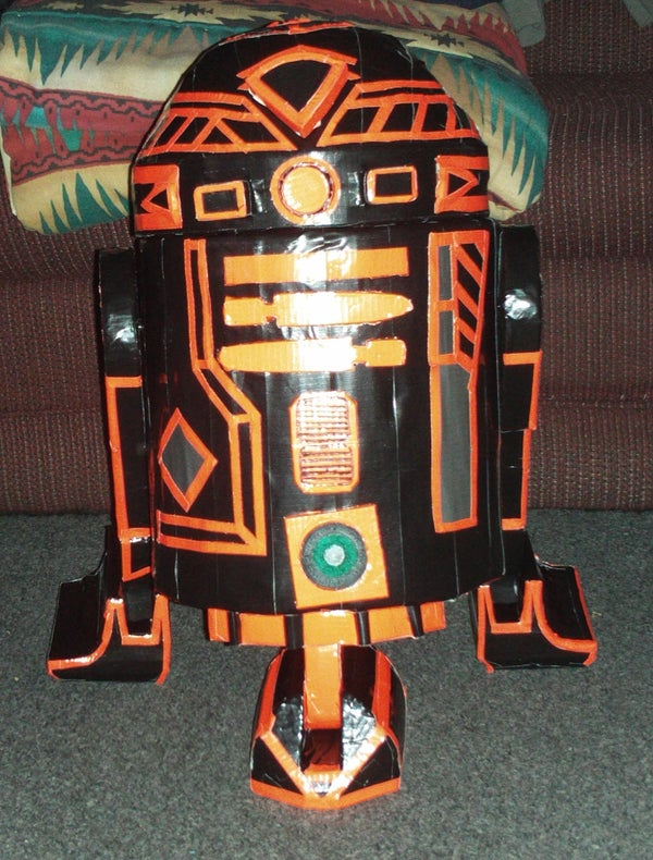 Red-neck Astromech (R2D2 Thing)
