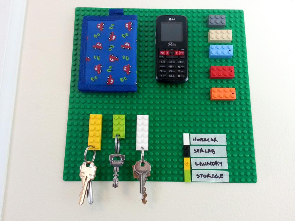 Picture of LEGO Organizer