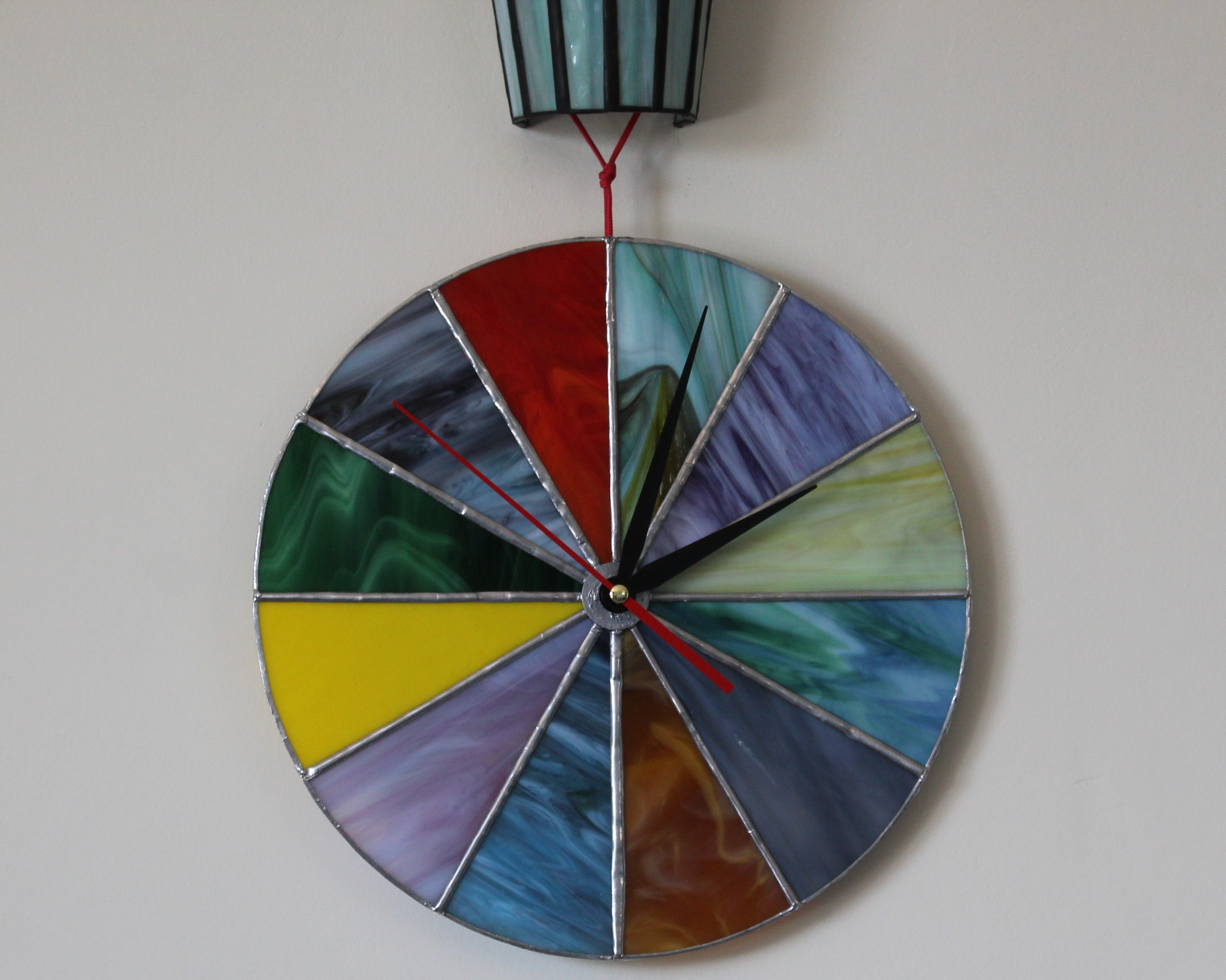 Picture of Glass Clock