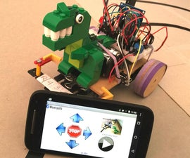 Line Follower Robot - PID Control - Android Setup