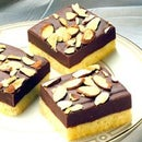 How to make Almond Fudge Topped Shortbread