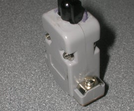 RS-232 Infrared Receiver in a Serial Connector (LIRC) Computer Remote Control