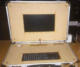 Raspberry pi Laptop
