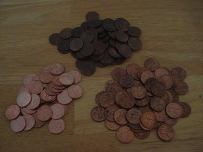 Sort the Pennies