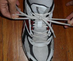 How to Tie Your Shoes Cool - So They Don't Undo