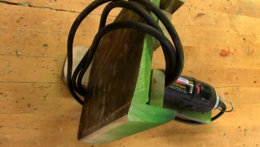 How to Make a Popsicle Stick Machine Gun