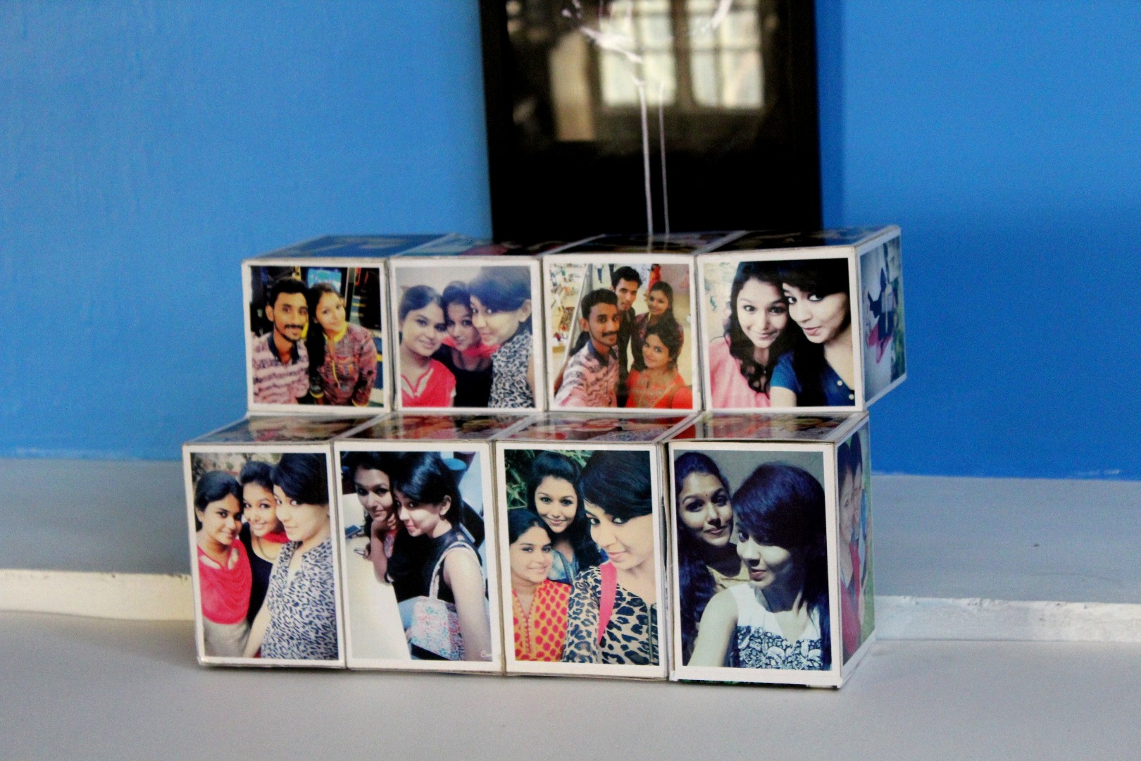 Picture of DIY Photo Cube