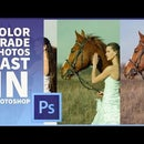 How to Color Grade Photos in Adobe Photoshop