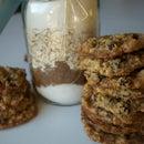 Oatmeal Raisin Cookie in a Jar