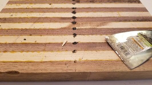 Flatten Cutting Board