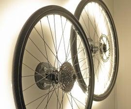Bicycle Wheel Lamp / Light