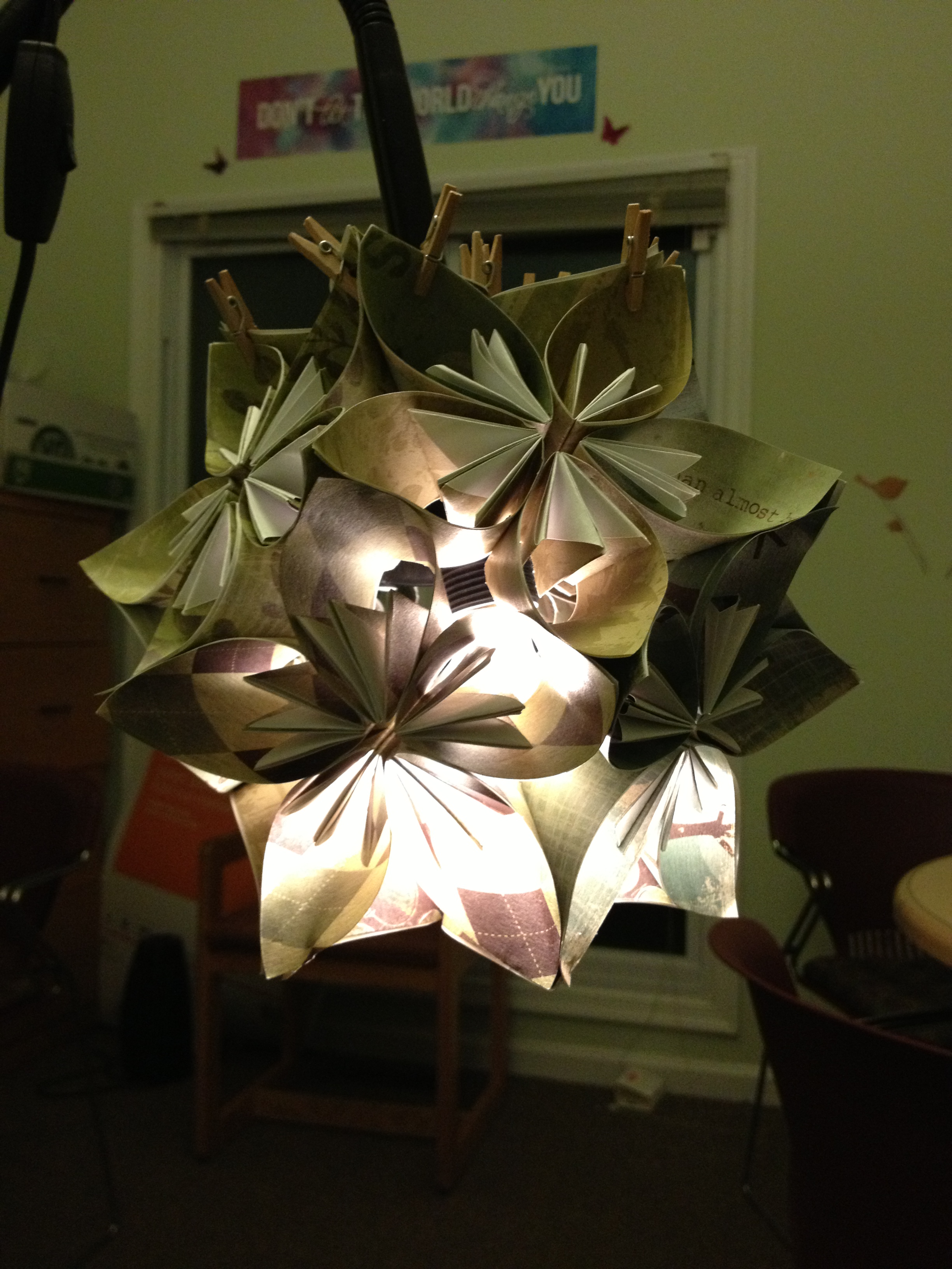 Picture of Hanging and Illumination