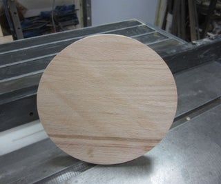 Perfect Circles on Table Saw