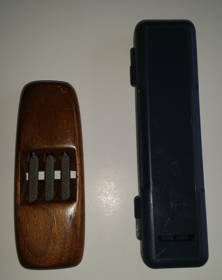 Picture of Dart Case for Your Pocket With Sliding Dovetail Lid