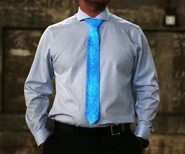 glow tie
