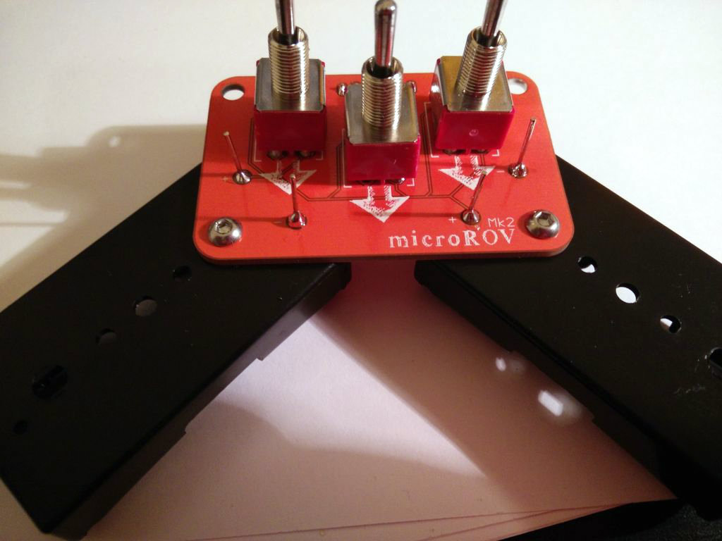 Picture of Solder the Battery Holders and Trim Ends