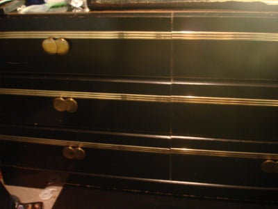 Secret Dresser Stash