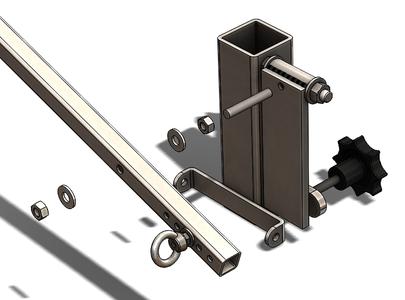 Building the Adjustable Wheel