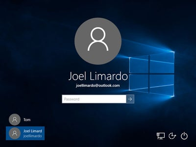 Reset Lost Windows 10 Password for Local & Microsoft Account