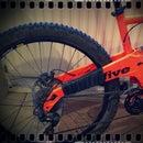 Bike Frame Chain-Slap Protection