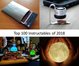 Top 100 Instructables of 2018