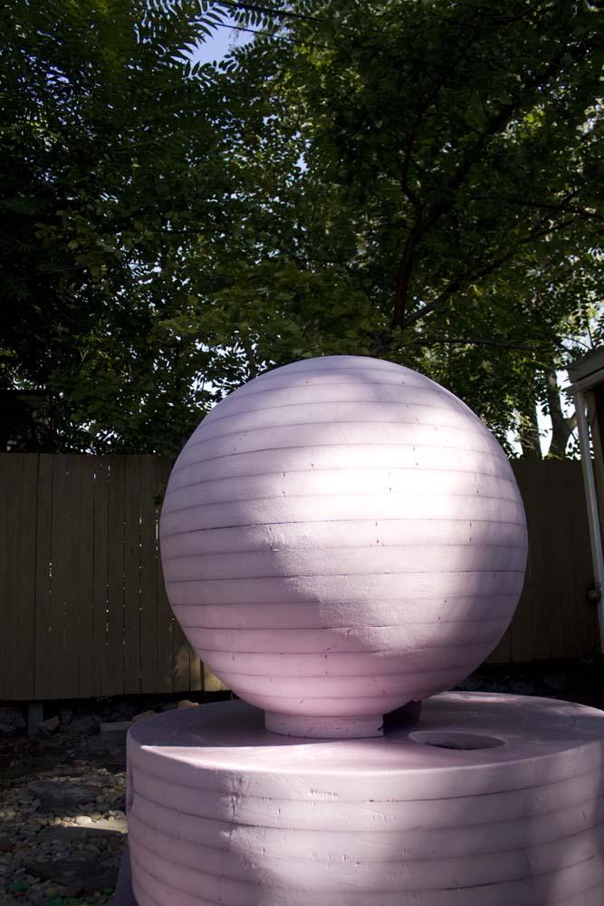 Make a Foam Sphere!: 5 Steps