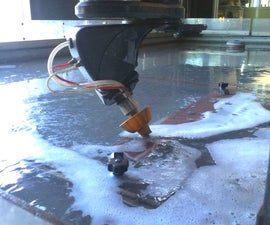 Pier 9 Guide: A-Jet 5-Axis Cutting on the OMAX Waterjet