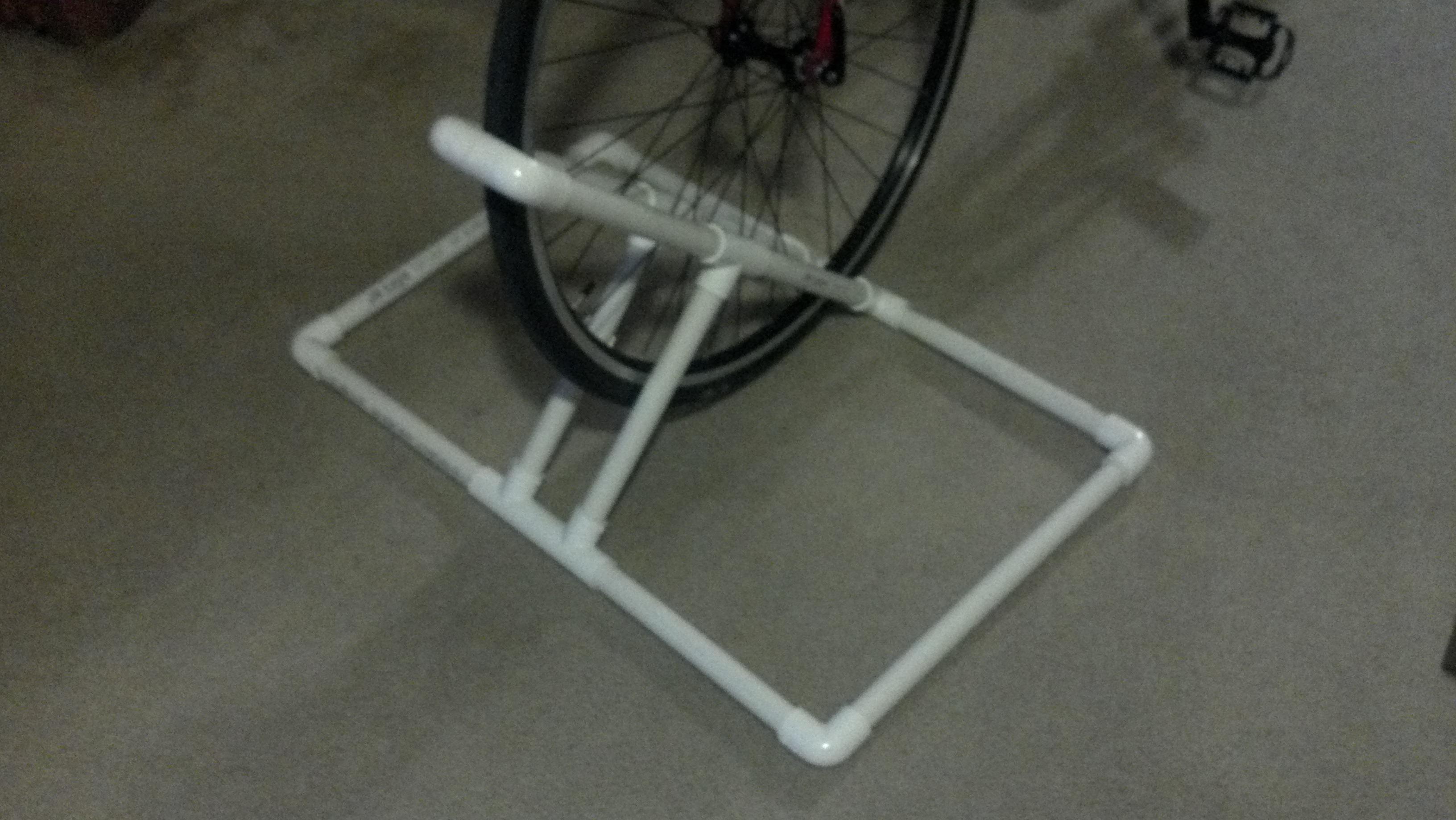 Picture of Apartment PVC Bike Rack
