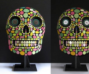 Skull Mask (wearable)