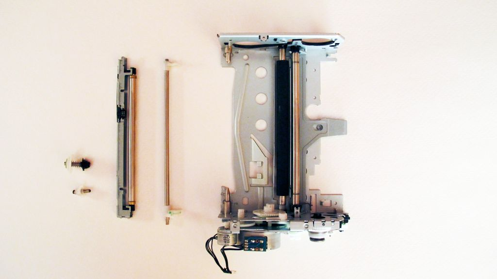 Picture of Extract Paper Reeling Mechanism