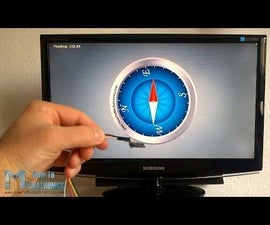 Arduino Digital Compass Project