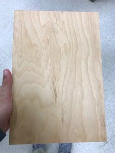 Cutting the Base Board