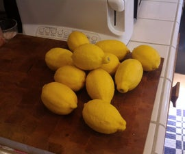 Lemon Jamaica Chili Marmalade