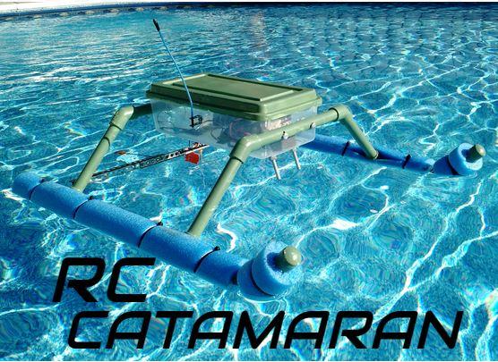 Picture of RC Catamaran Boat + VIDEO