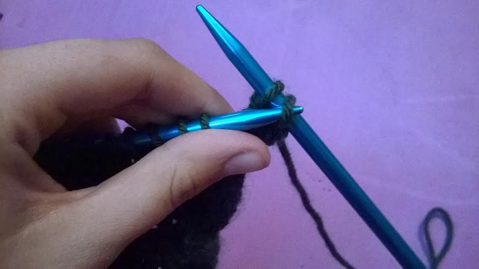 Picture of How to Bind Off