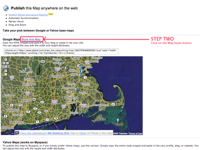 Click Style This Map