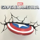 Captain America Shield Wall Decoration
