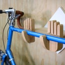 Bike Wall Mount, SUPER HANDY!